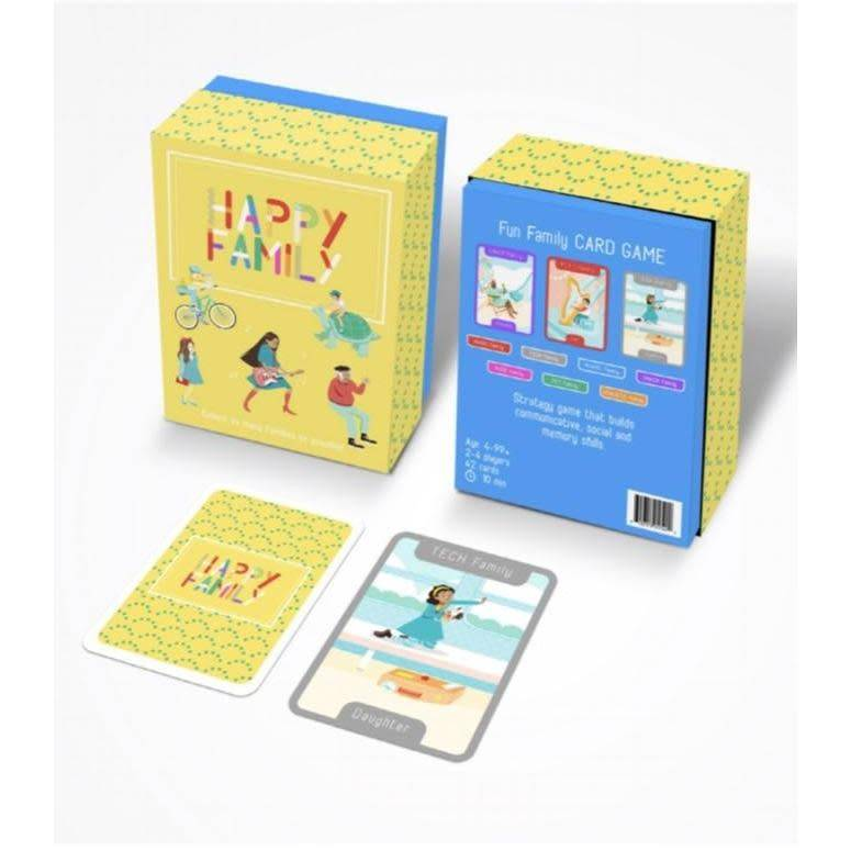 Happy Family Cards