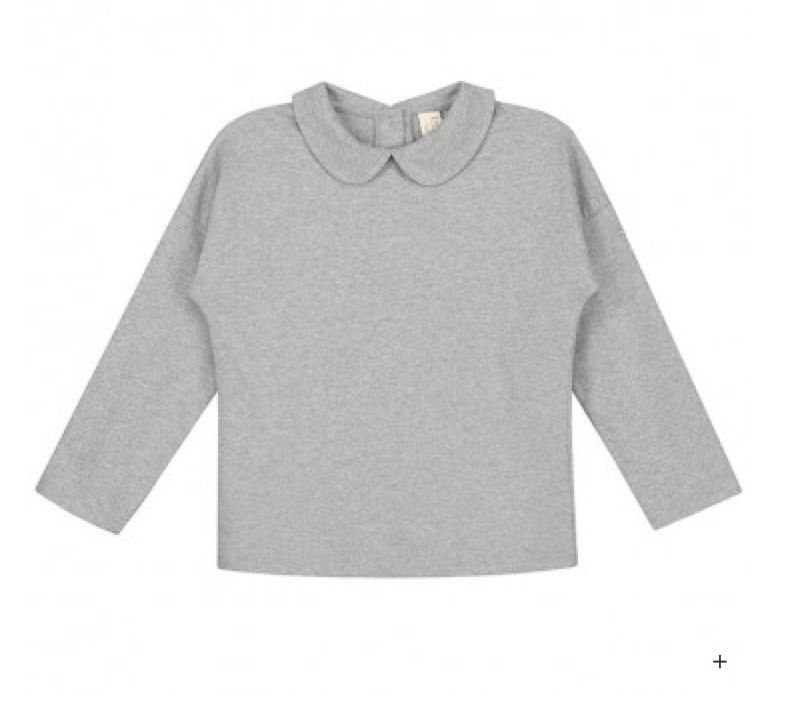Gray Label Grey Collar Tee