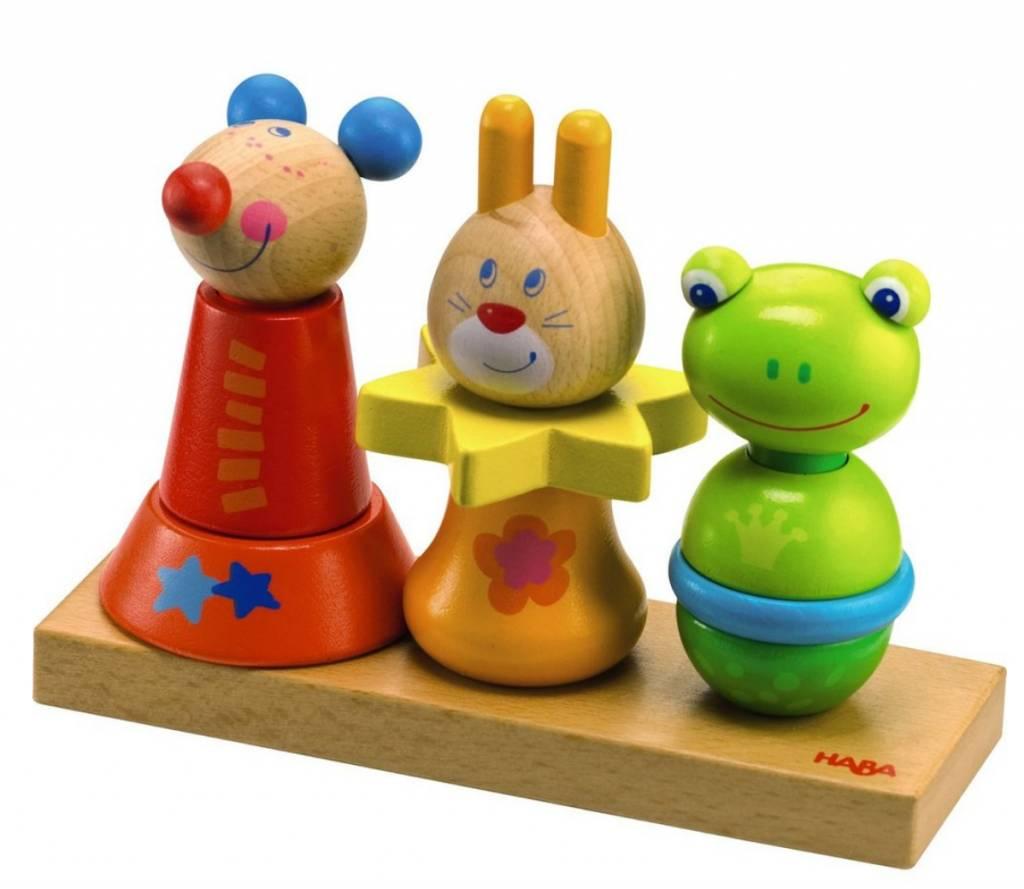 Haba Animal trio