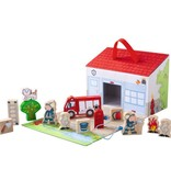 Haba Rescue playset