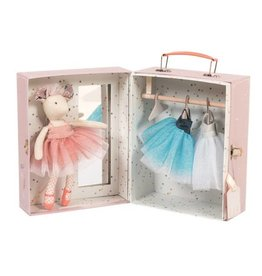 Moulin Roty Ballerina Mouse wardrobe