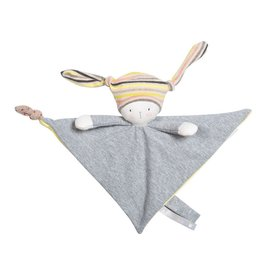 Moulin Roty Rabbit pacifier companion