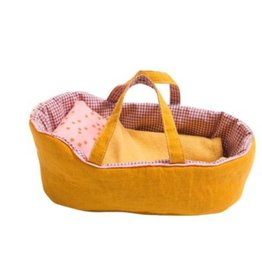 Moulin Roty Moses bed tangerine