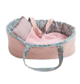 Moulin Roty Moses bed mauve