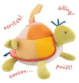 Moulin Roty Activity turtle