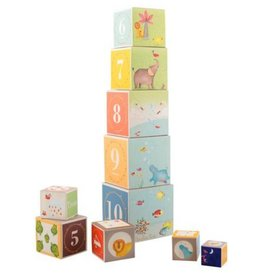 Moulin Roty Stacking cubes