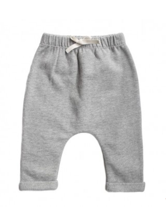 Gray Label Grey Baby Pants