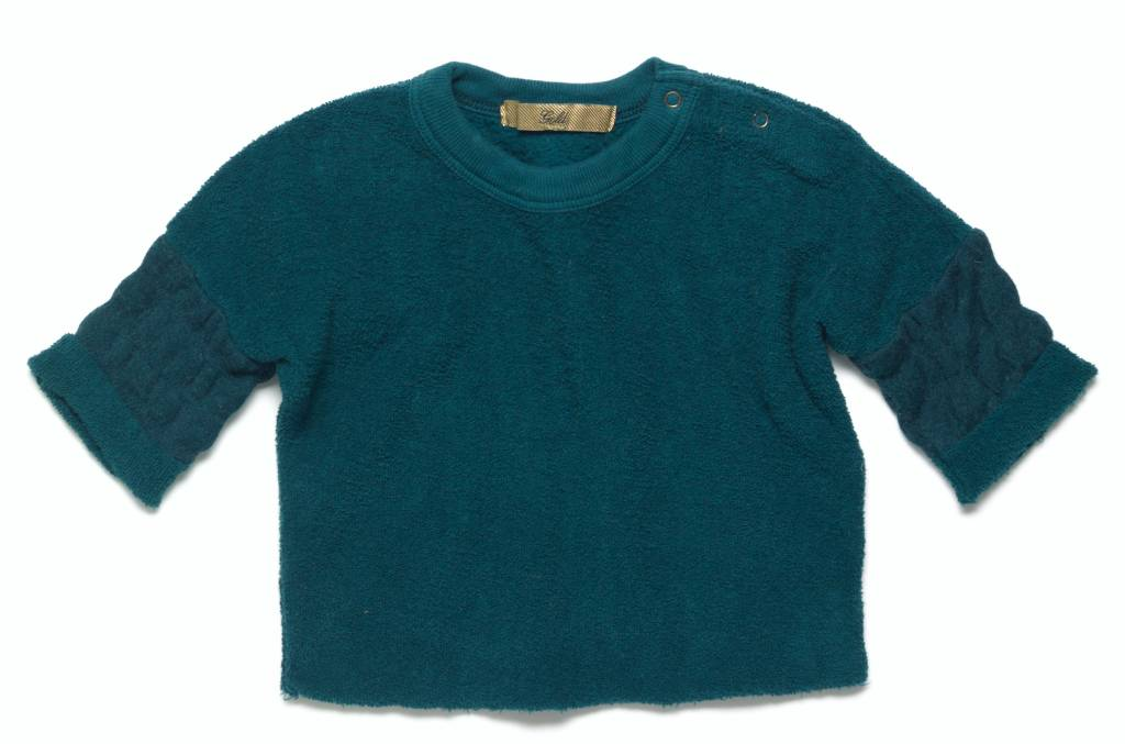 Gold Stella sweater balsam