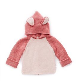 Oeuf Baby Pink Panther Hoodie