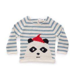 Oeuf Baby Panda Sweater