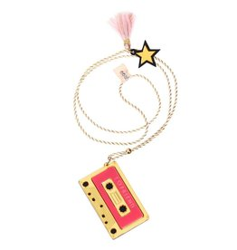 Ooahooah Tape necklace