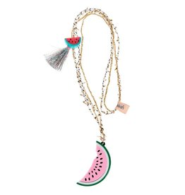 Ooahooah Watermelon necklace
