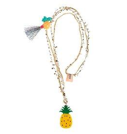 Ooahooah Pineapple necklace