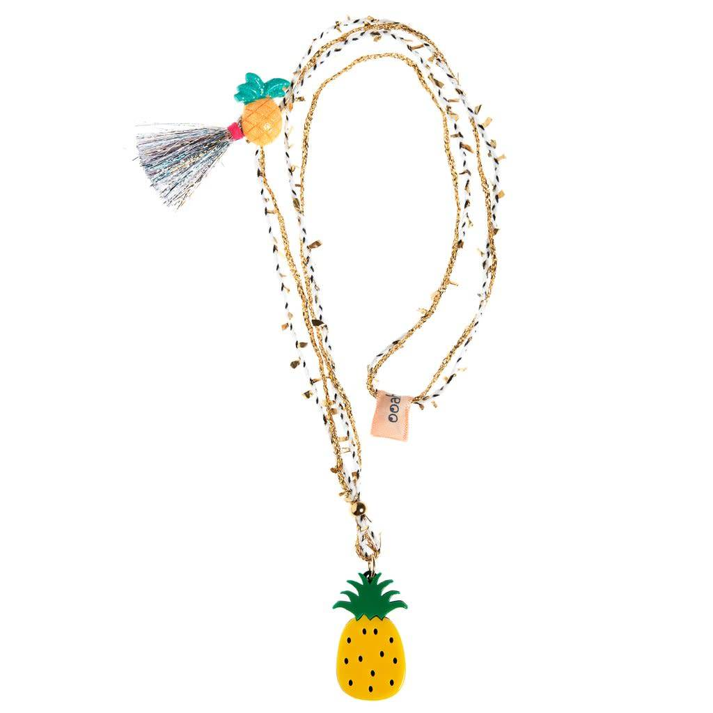 Ooahooah Pineapple necklace