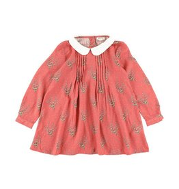 Morley Ida tree pink dress