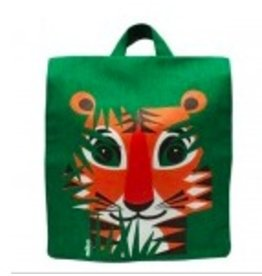 Coq en pate Tiger backpack- Coq en Pate