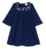 Wild & Gorgeous Shooting Star Dress - Navy