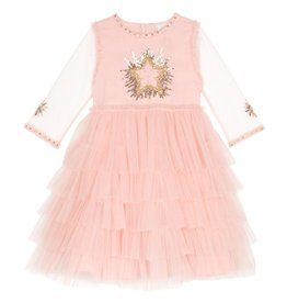 Wild & Gorgeous Moon Dance Dress - Dusty Pink