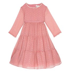 Wild & Gorgeous Star Priscilla Dress - Dusty Pink