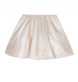 Wild & Gorgeous Hockney Skirt - Metallic