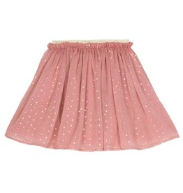Wild & Gorgeous Star Skirt - Dusty Pink