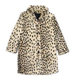 Wild & Gorgeous Leopard Coat - Leopard