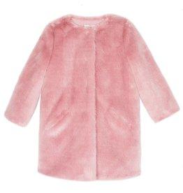 Wild & Gorgeous Leli Coat - Dusty Pink