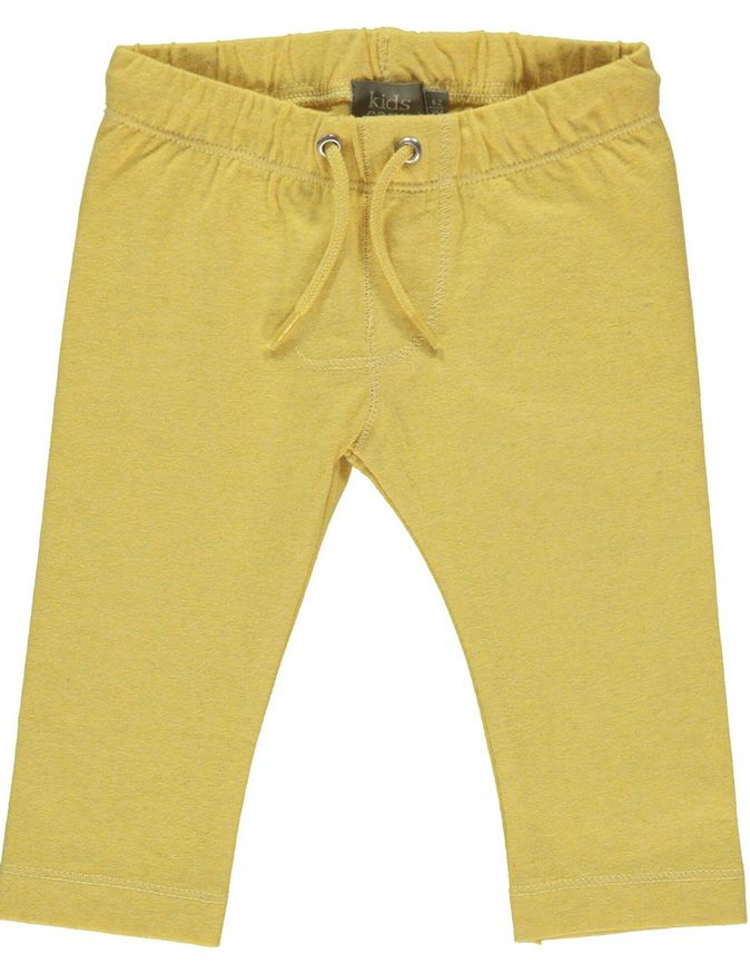 Kids Case Sam yellow baby legging