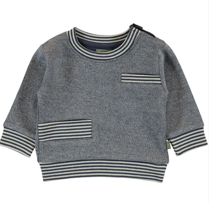 Kids Case Blue Baby Harlem Sweater