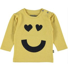 Kids Case Sam yellow tee