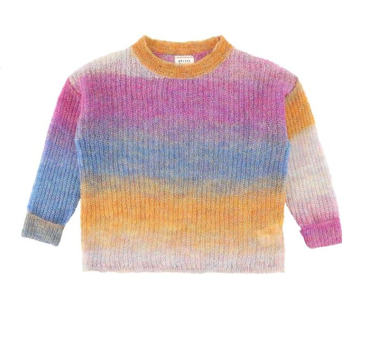 Morley Irsia rainbow sweater