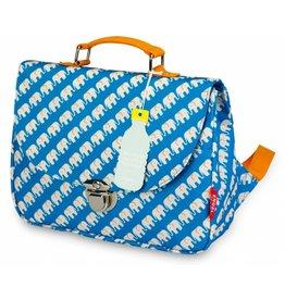 Engel Elephant blue schoolbag
