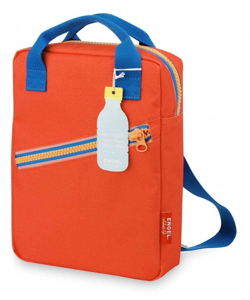 Engel Blue Orange backback
