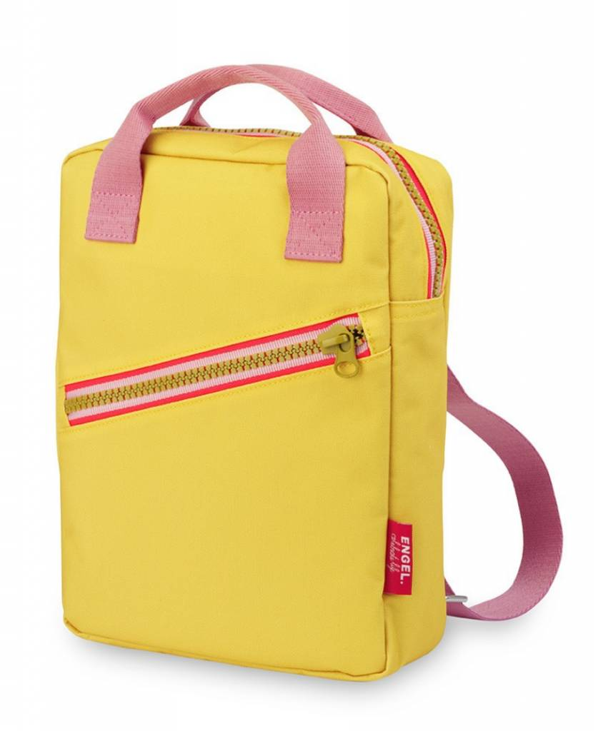 Engel Pink lemonade backpack