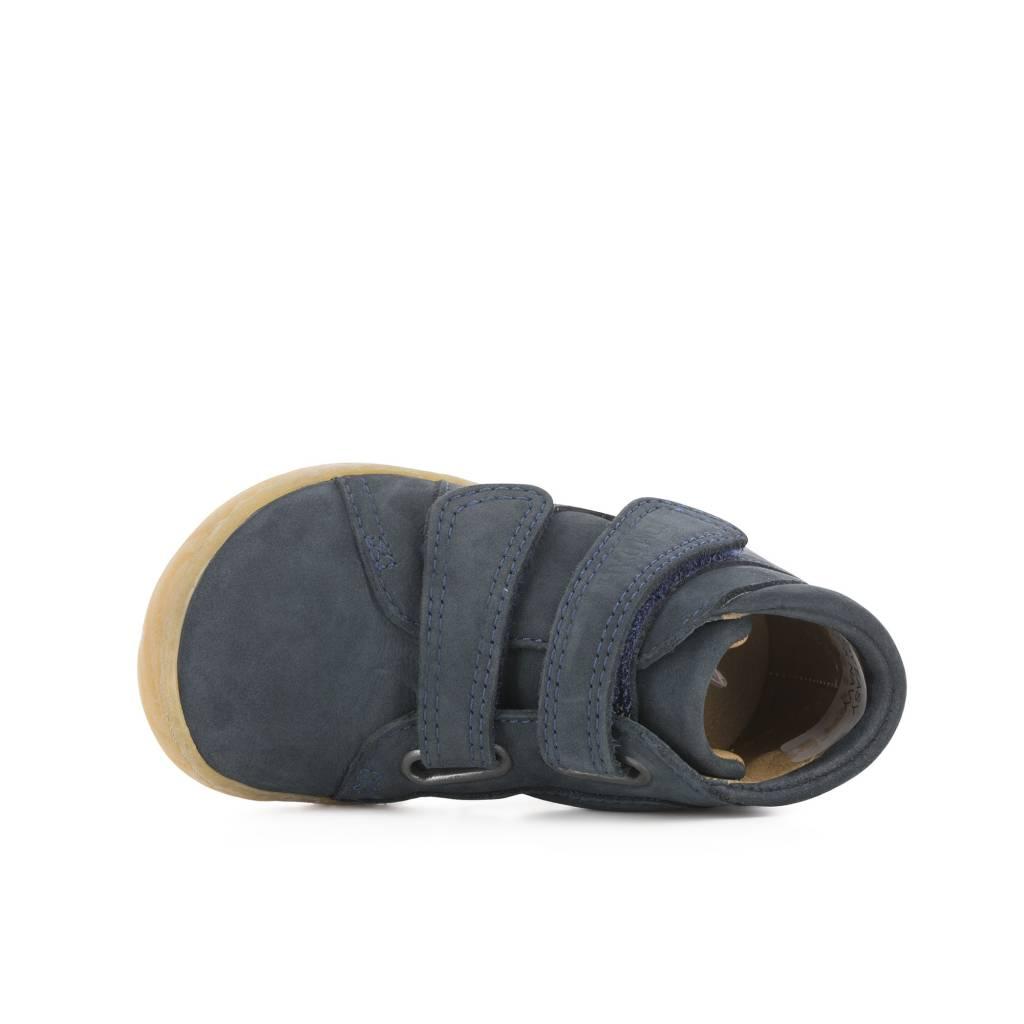 Pom d'Api Woody Nubuck Navy Shoe