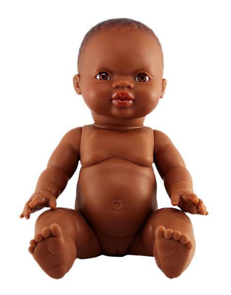 minikane Petite Fille D'Afrique