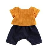 minikane Mustard Cesar Doll Outfit