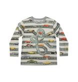 Paper Wings Car Road Shirt