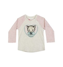 Paper Wings Baby Cat Tee