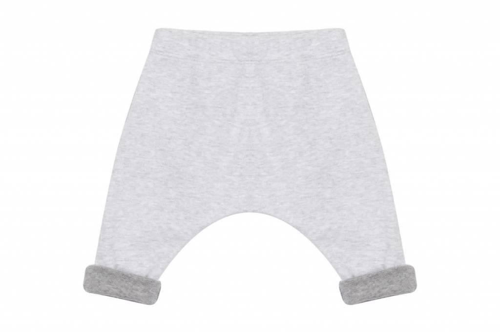 Petit Bateau Grey Soft Cotton Pants