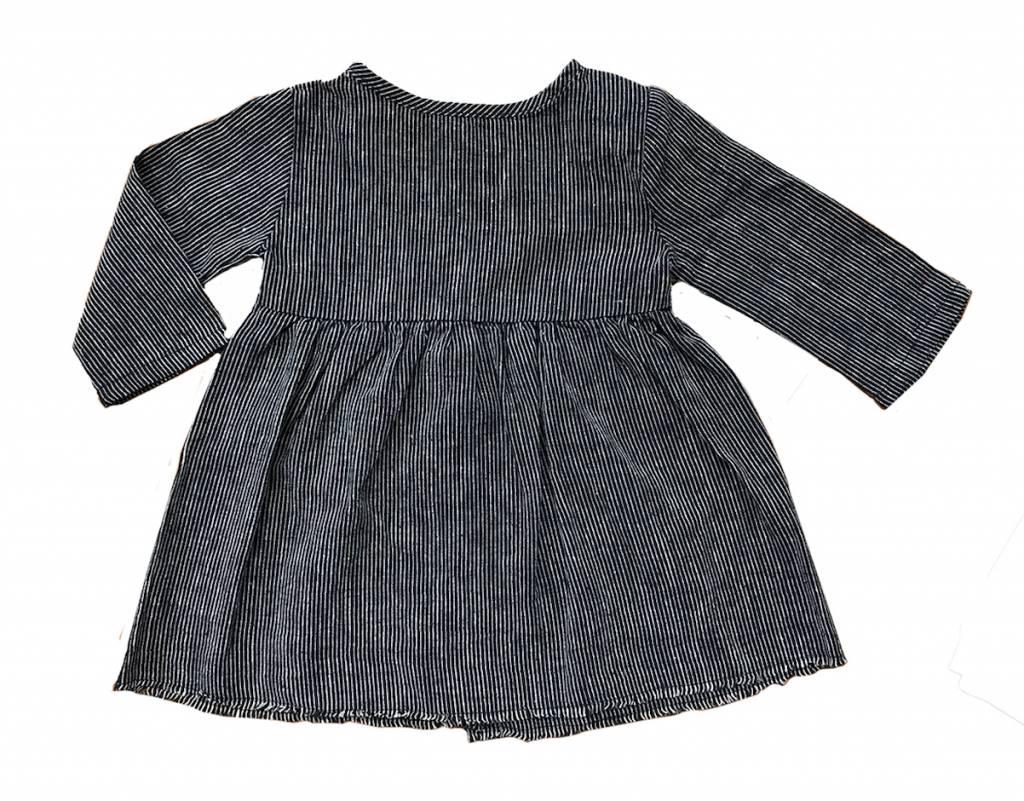 Go Gently Mini Stripe Dress
