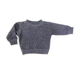 Go Gently Indigo French Crewneck