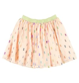 Simple Kids Crosby Sonic Skirt Peach
