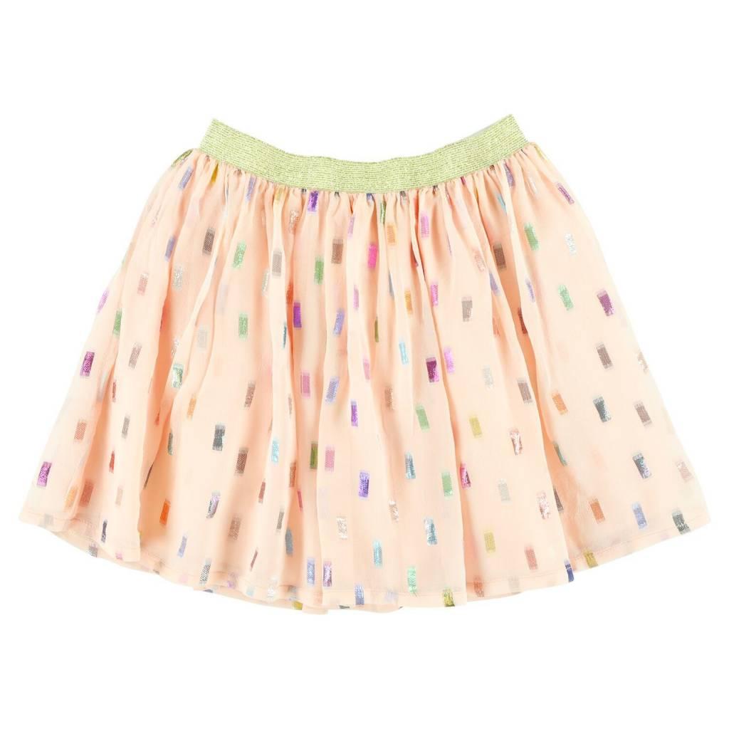 Simple Kids Crosby Sonic Skirt Peach