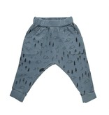 Red Caribou Terry Jogger Blue Expedition