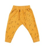 Red Caribou Terry Jogger Yellow Winter Storm