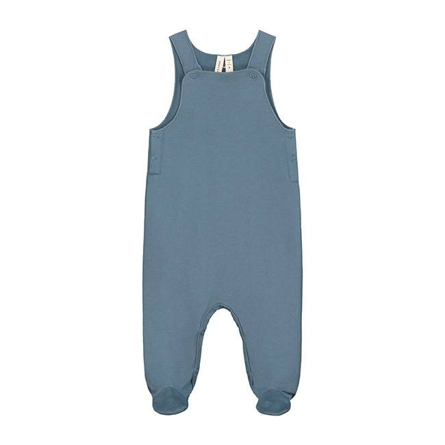 Gray Label Sleeveless suit blue grey