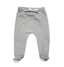 Gray Label Footies grey