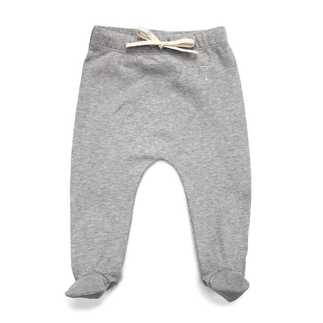 Gray Label Footies grey