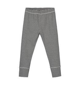 Gray Label Leggings black/cream stripe